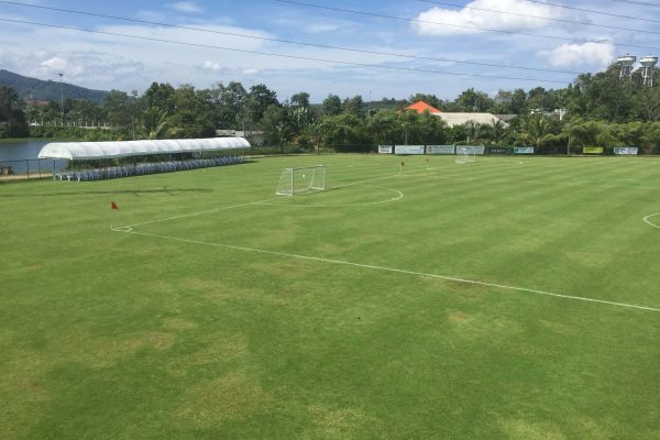 ACG hosts Sports Camp Australia for Under 15's football