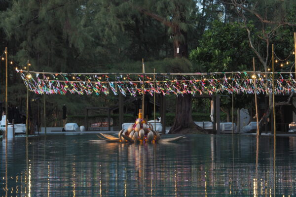 Loy Krathong at The Sala Phuket Mai Khao Beach Resort
